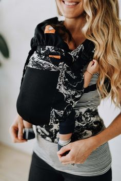 98544c11a7a Coast Marble - Tula Free-to-Grow Baby Carrier