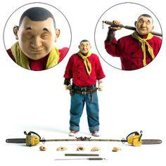 The Shaolin Cowboy 1:6 Scale Action Figure ThreeA Comics Action Figures