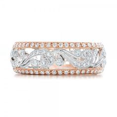 Angelique Collection Women's Band - Kirk Kara - 100879 | Joseph Jewelry Seattle Bellevue