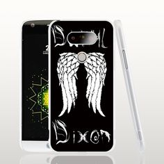 18109 DARYL DIXON CASE WALKING DEAD cell phone case cover for LG G5 G4 G3 K10 K7 Spirit magna