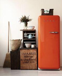 SMEG 스메그 냉장고