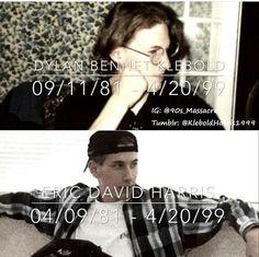 Columbine/Eric Harris/Dylan Klebold