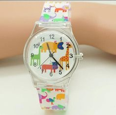 Willis Casual Watches Fashion For Women Mini 10m Water Resistant sports silicone watch for children cartoon watches