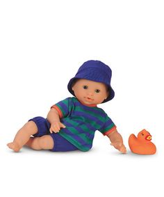 Get the Corolle Mon Premier Bebe Bath Boy Doll now on sale for off! This is an awesome discount for this fun doll. Kids love these b. Boy Baby Doll, Baby Boy Newborn, Bath Doll, Baby Bath Toys, Baby Doll Accessories, Blue Bath, Vinyl Dolls, Kids Store, Toddler Toys