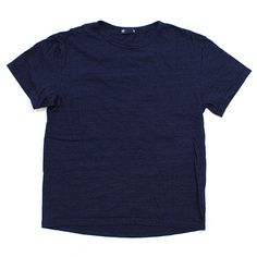 THE UNION BLUE TEE | THE FABRIC | ONEline store on the BASE