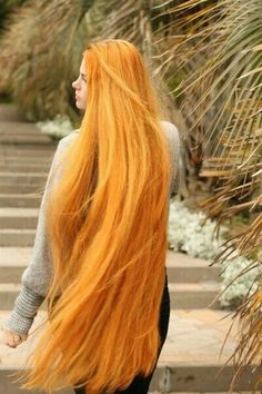 67 ideas hair color crazy long for 2019 - Haarfarben Ideen Really Long Hair, Long Red Hair, Thick Hair, Beautiful Long Hair, Gorgeous Hair, Beautiful Redhead, Dream Hair, Ginger Hair, Love Hair