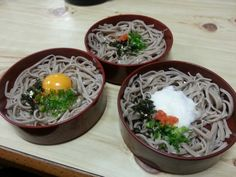 Wariko soba noodle @ Shimane, Japan
