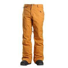 Bonfire Morris Pant Solid Camel 2016 Mens Snowboard Outerwear