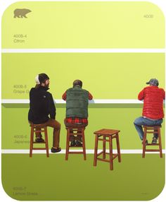 Shawn Huckins : The Conflict