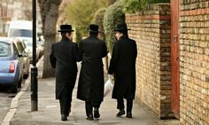 Jewish Community In Stamford Hill /Almost half of Britons hold antisemitic view, poll suggests http://gu.com/p/44p9d/tw via @guardian