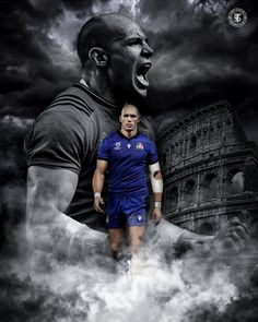 Italian rugby legend Sergio Parisse Sergio Parisse, Sports Graphics, Rugby, Jon Snow, Fictional Characters, Jhon Snow, John Snow, Rugby Sport, Fantasy Characters