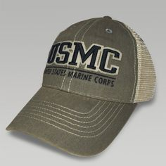 Usmc Old Favorite Trucker Hat