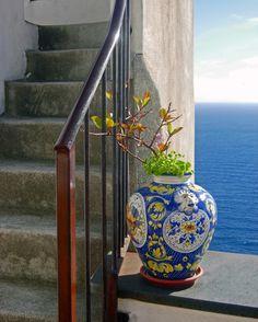 Sun Terrace at our apartment - Praiano - Amalfi Coast, Italy