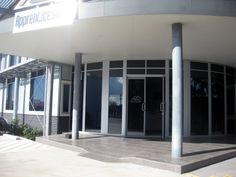 Apprenticeships Queensland Head Quarters. Office Building by Birchall & Partners Architects in Ipswich Australia.  Architects Ipswich | Architects Brisbane | Architects Gold Coast Brisbane Architects, Architectural Columns, Gold Coast, Windows, Architecture, Building, Outdoor Decor, Home Decor, Arquitetura