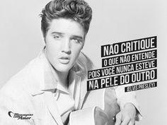 Frases de Elvis! #mensagenscomamor #frases #ElvisPresley #rock