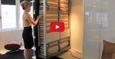 Mobili salvaspazio per arredare appartamenti piccoli: le soluzioni più creative