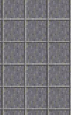 Minecraft Polished Andesite Wallpaper Minecraft Beads, Minecraft Pe, Minecraft Pictures, Minecraft Wallpaper, Phone Backgrounds, Prehistoric, Pixel Art, Tile Floor, Paper Crafts