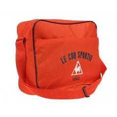 Geanta Le coq sportif Reporter Logo 2 orange Backpacks, Orange, Logos, Fashion, Moda, Fashion Styles, Logo, A Logo, Fasion