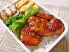 お弁当に重宝♪鶏むね肉のケチャップ炒めの画像