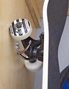 Wunderbar Skateboard Wall Mount, Display Rack Hanger (Burton White) Hang Tight  Http://www.amazon.com/dp/B00FZ24BQ2/refu003dcm_sw_r_pi_dp_oVQnub128Y9K8 | For  The Home ...