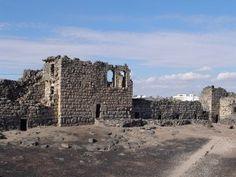 Jordan's Desert Castles – Qasr Azraq