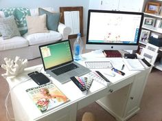 Perfect home office.