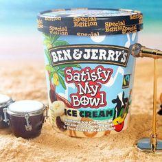 Stoners, Rejoice: Ben & Jerry's Releasing Bob Marley Ice Cream #FWx