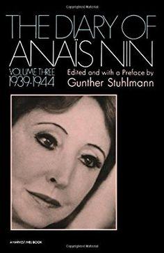 The Diary of Anais Nin 1939-1944: 003