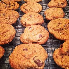 Happy National Chocolate Chip Cookie Day! Chocolate Chip Cookies, Chips, Meals, Happy, Desserts, Food, Tailgate Desserts, Deserts, Potato Chip