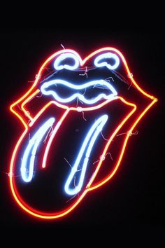 rolling stones logo | Tumblr