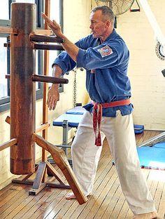 Wing Chun Kung Fu Martial Arts Self Defense Surry Hills Sydney Rick Spain