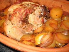 CSÜLÖK PÉKNÉ MÓDRA... 2) Hungarian Recipes, Hungarian Food, Pork, Food And Drink, Meat, Chicken, Kitchen, Travel, Food