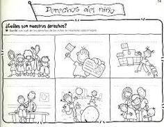 20 Mejores Imagenes De Derechos Nino Day Care Preschools Y