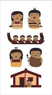 maori cute illustrations Long White Cloud, New Zealand North, Maori Art, Kiwiana, Cute Illustration, Fun Ideas, Design Elements, Classroom Ideas, Teacher