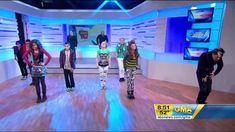 Bella Thorne & Zendaya Dance Performance on GMA dance tutorial Bella Thorne And Zendaya, 14 Year Old, Disney Channel, Dance, Concert, Videos, Shake, Youtube, Dancing