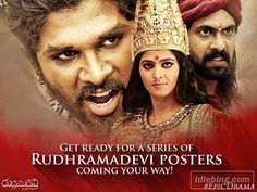 Rudhramadevi Movie  http://www.idlebing.com/gallery-view/rudhramadevi-movie-latest-posters/1716/1
