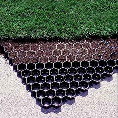 NDS Tufftrack Gravel - Grass Pavers 2' x 2'