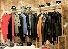 Vêtements de la boutique #CLVII #mode #homme #streetwear #urbain #casquette #baskets