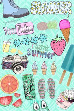 we heart it summer - Buscar con Google