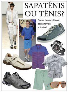 Sapatênis: Tendência Masculina Verão 12/13 http://footcompany.com.br/blog/sapatenis-tendencia-masculina-verao-1213/31/08/2012/