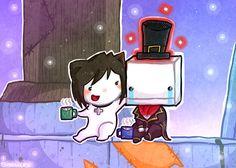 Hatty and me by ShinobuDash on DeviantArt