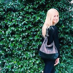 I LOVE my Ellington bag. Nothing like a slouchy bag that fits everything without sacrificing style. Caitlin Moran, Hobo Handbags, Sadie, Urban, How To Wear, Closet, Instagram, Tops, Women