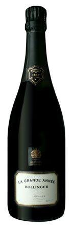 Bollinger Grande Annee Brut Champagne 2002 (Champagne, France)