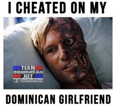 Dominican be like...