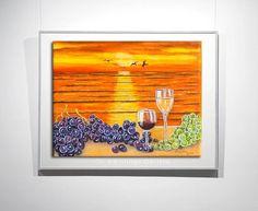 SUMMER  SUNSHINE     -    KINGTREASURY # 266 by Anne Marie on Etsy