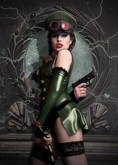 Are you ready for some Smoking Hot Cosplay For Halloween? This has 15 high quality hotties posing in their sexy cosplay costumes. Steampunk Cosplay, Steampunk Mode, Steampunk Witch, Style Steampunk, Steampunk Fashion, Steampunk Drawing, Cyberpunk, Diesel Punk, Jamie Chung