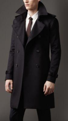 Burberry kaschmir mantel herren