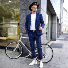 men suits summer -- Click Visit link for Stylish Mens Outfits, Casual Outfits, Men Casual, Fashion Outfits, Casual Suit, Fashion Sale, Cheap Fashion, Fashion 2020, Fashion Boots