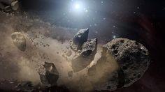 Fotos: Registran enigmática desintegración de un asteroide – RT