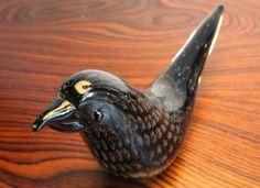 Glass bird attributed to Dino Martens